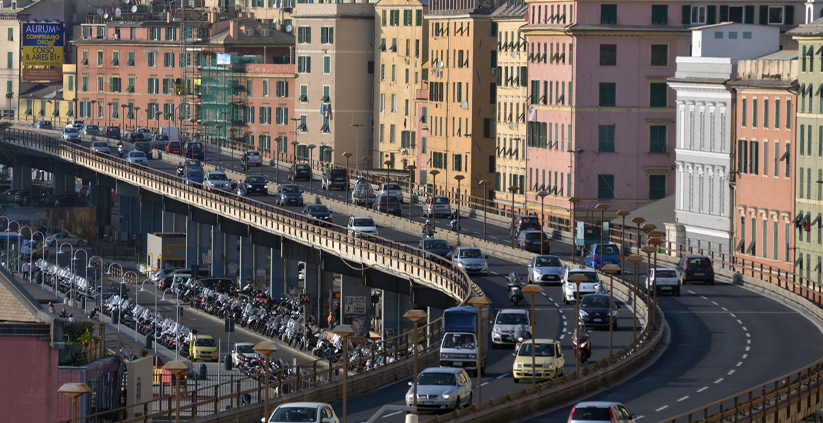 Genova gramsci commenda one unity - Arredo bagno via gramsci genova ...