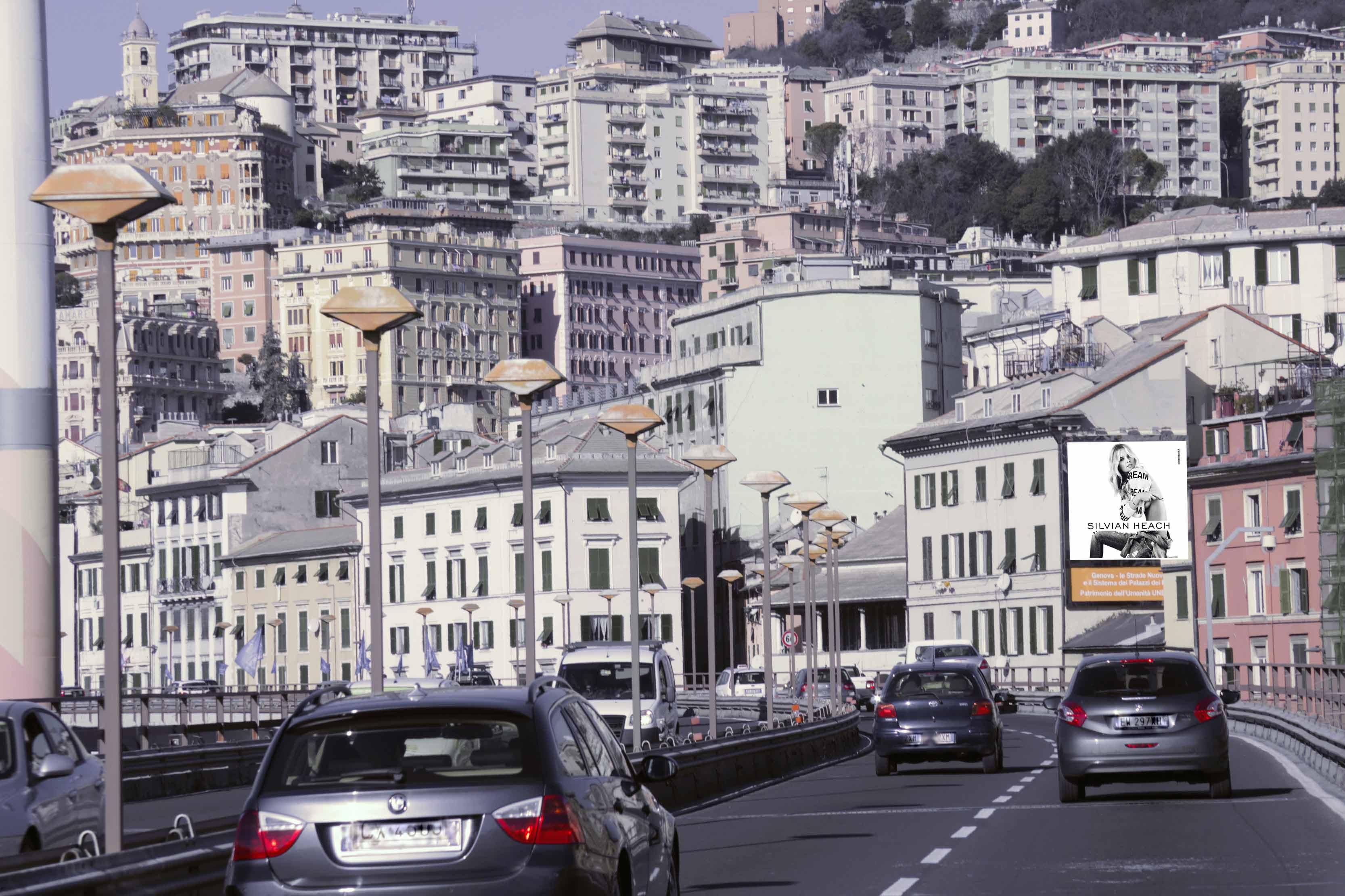 Genova gramsci commenda one outdoor for Arredo bagno via gramsci genova